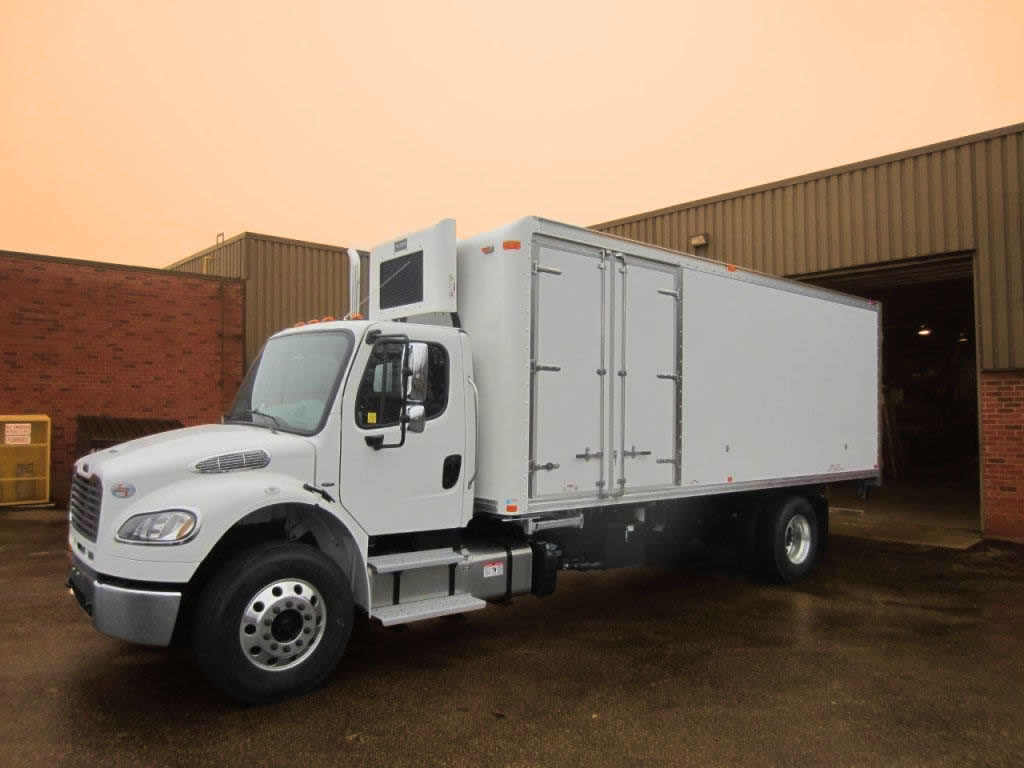 Alpine DUAL SHRED Mobile Shred Truck