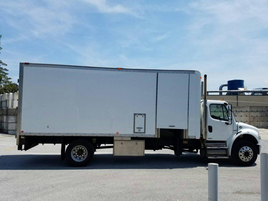 paper shredder trucks for sale