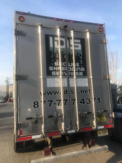 truck 6 rear