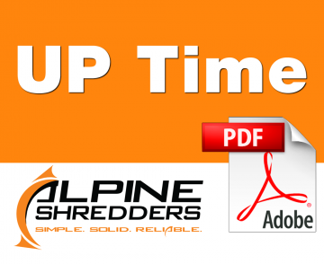 UP TIME Newsletter