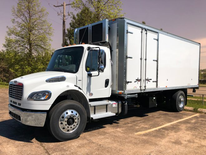 Alpine Shredders V-MAX Mobile Shred Truck